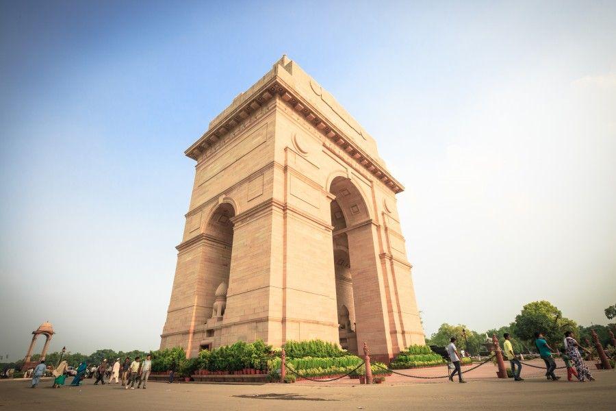 Van Amerongen India