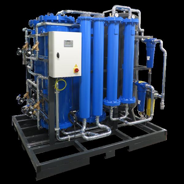 PSA N2 generators